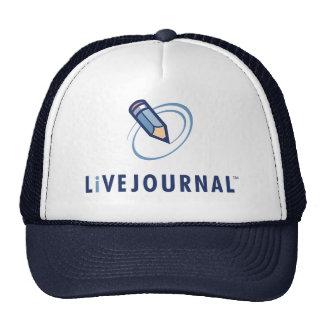 Vertical del logotipo de LiveJournal Gorros