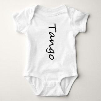 vertical del tango body para bebé
