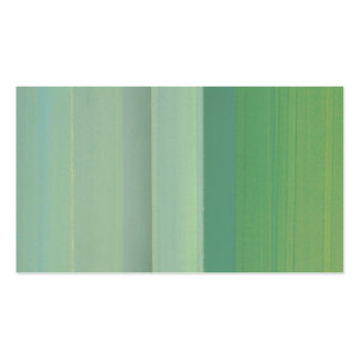 vertical green background business card