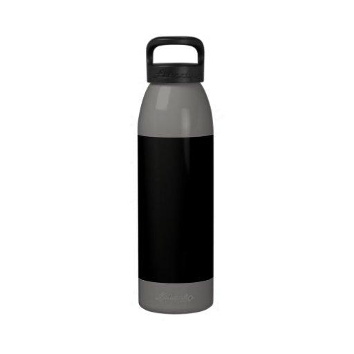 Vertical Lines Designer Water Bottles