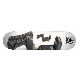 Vertical Luxury Camper Skate Decks