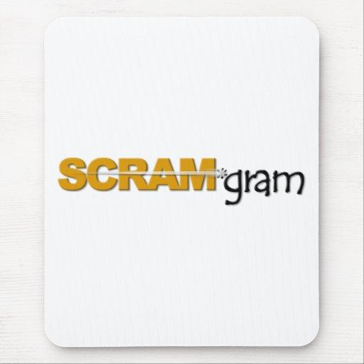 Vertical Mousepad de SCRAM*gram Tapetes De Raton
