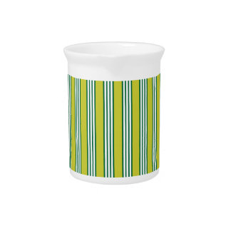 vertical parallel lines background green stripes pitchers