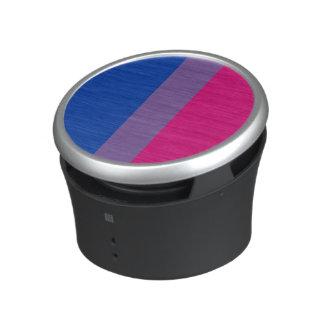 VERTICAL RAYADA del ORGULLO BISEXUAL - 2014 Altavoz Bluetooth