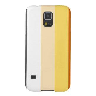 VERTICAL RAYADA del ORGULLO del OSO - 2014 Carcasas Para Galaxy S5