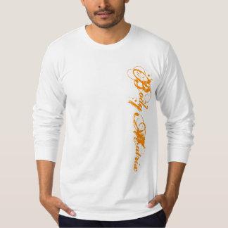 Vertical Script T-Shirt