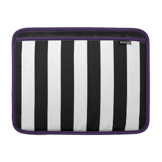 """Vertical Stripes Macbook Air 13"""" Horizontal Sleeve MacBook Sleeves"""