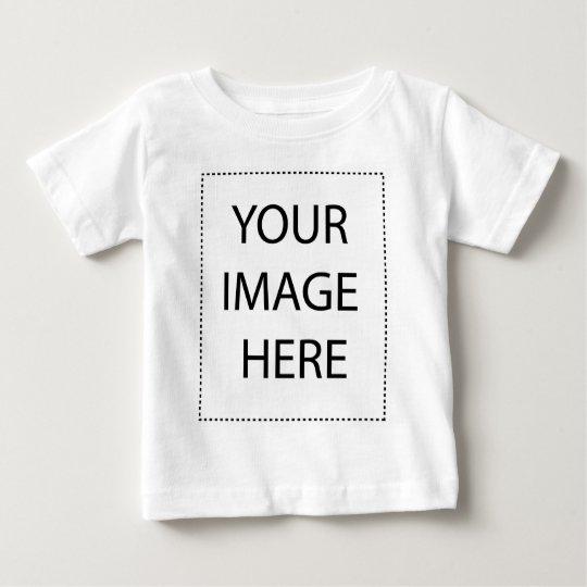 Vertical Template Baby T-Shirt