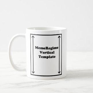 Vertical Template Coffee Mug