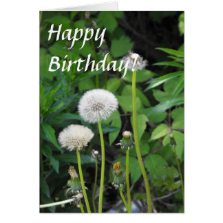 Vertical template greeting card