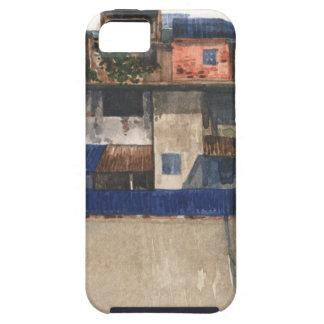 Vertical Village @ Phnom Penh iPhone SE/5/5s Case