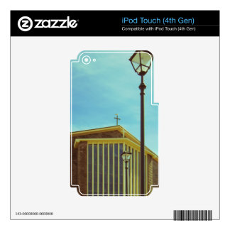 Verticals Skins For iPod Touch 4G