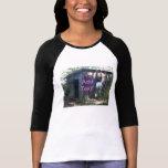 Vertiente del anexo del granero camiseta