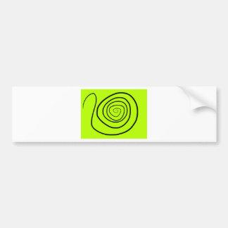 Vertigem Vertigo Bumper Sticker