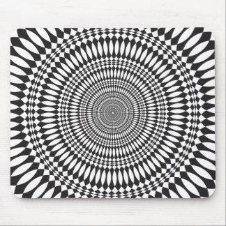 Vertigo: Abstract Design: Mouse Pad