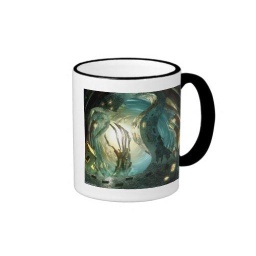Vertigo Ringer Coffee Mug