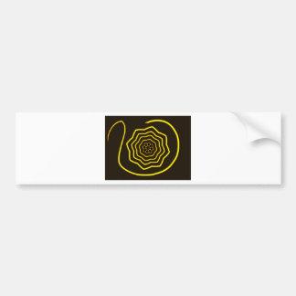 Vertigo Twist Bumper Stickers