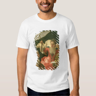 Vertumnus and Pomona T-Shirt