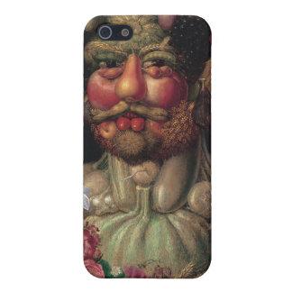 Vertumnus - Giuseppe Arcimboldo Case For iPhone SE/5/5s