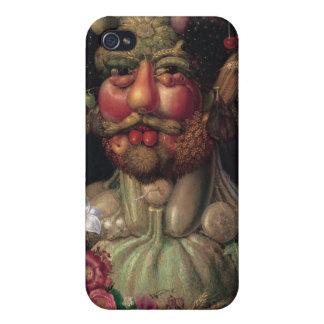 Vertumnus - Giuseppe Arcimboldo iPhone 4/4S Case