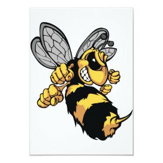 Very Angry Bee Invitations
