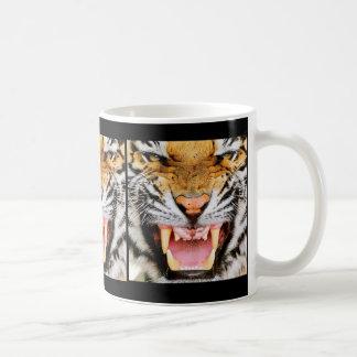 Very Angry Bengal Tiger Coffee Mug