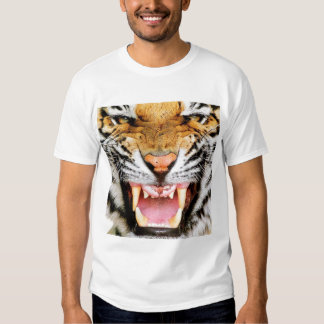 Very Angry Bengal Tiger T-shirt