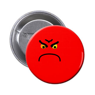 Very Angry Smiley Button