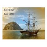 Very Beautiful Morro Bay Postcard!