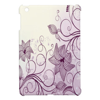 Very Beautiful Purple Flowers iPad Mini Case