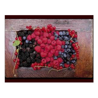 Very Berry Postcard