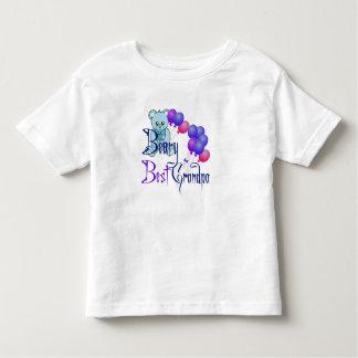 Very Best Grandpa Toddler T-shirt