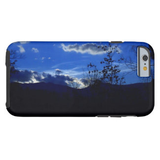 Very Blue Ridge Mountains iphone 6 case