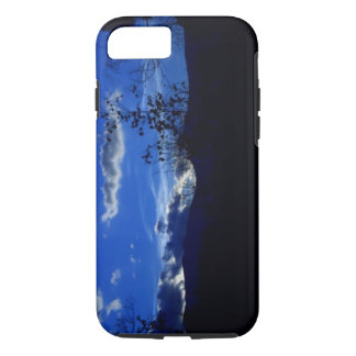 Very Blue Ridge Mountains iPhone 7 case