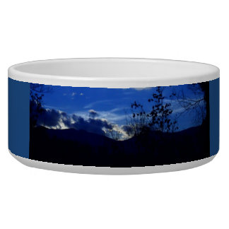 Very Blue Ridge Mountains Large Bowl