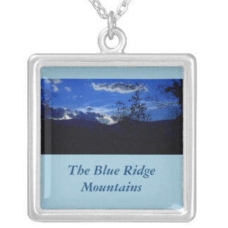 Very Blue Ridge Mountains Necklace
