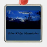 Very Blue Ridge Mountains Ornament