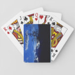 "Very Blue Ridge Mountains Playing Cards<br><div class=""desc"">Photo taken in the Blue Ridge Mountains of North Carolina.</div>"