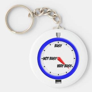 Very Busy Keychain