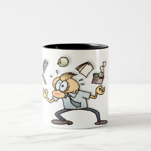 Very Busy Mug