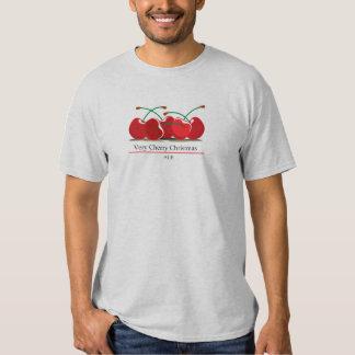 Very Cherry Christmas Ale Tee Shirt