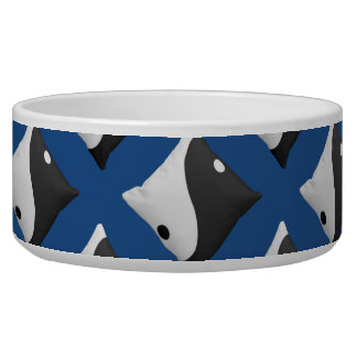 VERY CHIC CONTEMPORARY PET BOWL