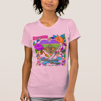 Very Colorful ComfortSoft T-Shirt