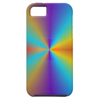 Very Colourful Fractual >iPhone 5 Case
