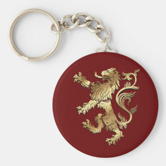 Very cool coat of arms style lion for gifting keychain