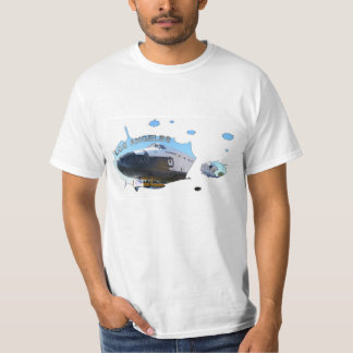 Very Cool Los Angeles/Endeavour T-Shirt! T-Shirt