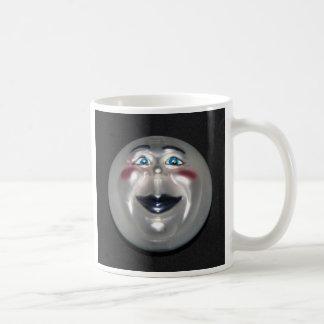 Very Cool Man On The Moon Figure Coffee Cup Mug