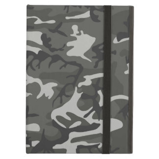 Very Cool Military Style Urban Camo iPad Air Cover