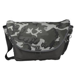 Very Cool Military Style Urban Camo Messenger Bag