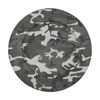 Very Cool Military Style Urban Camo Pattern Button Covers